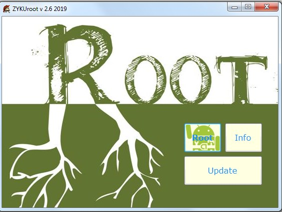 root access, ZYKUroot 2.6, Android