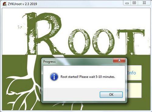 Descargar ZYKUroot 2.3